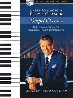 The Piano Magic of Floyd Cramer Gospel Classics Sheet Music 8 Songs 000156344