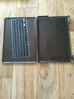 """13"""" MacBook Pro Incase Shell with Nexxtech Keyboard Cover - $30"""