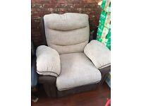 DFS reclining chair