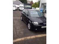 audi a2 for sale 52 reg (kilmarnock)1 years mot 144 on the clock alloys service very clean car