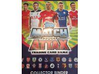 Match Attax 16/17 Legends Cards