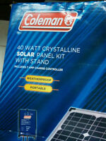 Solar Panel Kit with Stand