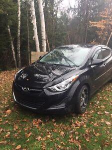 Hyundai elantra spécial edition 2014