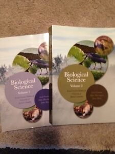 First year science textbooks