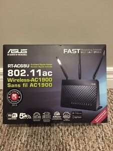 Asus 802.11ac wireless router(ac1900)