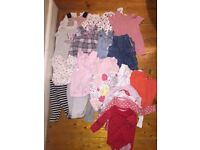 6-9 months clothes baby girl