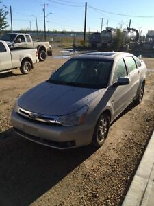 2008 Ford Focus Sedan Edmonton Edmonton Area image 3