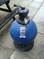 POOL FILTER FOR SALE $75