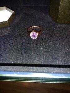 925 silver amethyst ring Kingston Kingston Area image 2