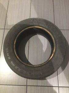 4 used summer tires 185/65/14   Very good condition  West Island Greater Montréal image 1