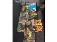 Dinosaurs books £8
