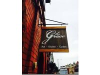 General Manager wanted for The GRACE