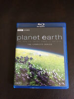 Planet Earth:The Complete Series Blu Ray