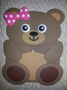 Child's Cute Bear Tablet Cover for Sale!