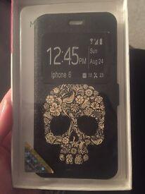 Iphone 6plus flip phone case