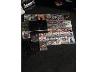 PlayStation 3 24 games pad and head set