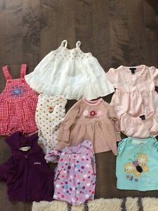 Girls Clothing Sizes 6-9 Months Edmonton Edmonton Area image 1