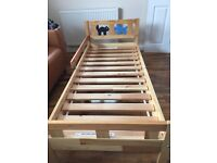 IKEA Toddler Cot with Mattress £25