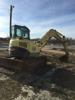 Yanmar VIO75 Excavator