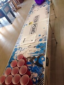 """"""" Beer Pong Table """""""