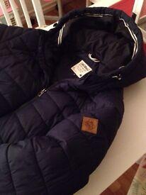Jack Jones jacket navy size M