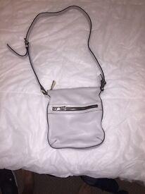 Coccinelle gray purse
