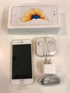 iPhone 6s 16GB BRAND NEW unlocked with warranty & receipt Sydney City Inner Sydney Preview