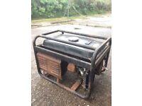 5.5HP petrol generator