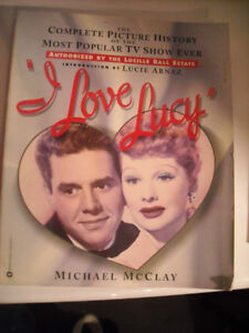 I Love Lucy The Complete Picture History of Most Popular TV Show Peterborough Peterborough Area image 2