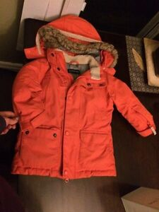 3t parka coat super warm and snow panta