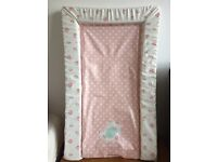 Mothercare Little Lane changing mat