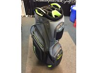 NIKE 14 WAY CART BAG. GREAT COLOURS MINT CONDITION