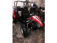 Hammer head GTS 150cc off road buggy