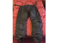 RST Motorcycle Trousers