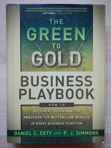 The Green to Gold Business Playbook - Sustainability Guide