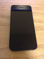 Rogers iPhone 5 16GB good working condition