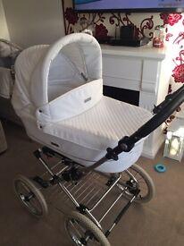 Baby style prestige pram & pushchair