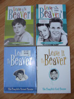 Leave it to Beaver - TV series set DVDs (1 to 4)