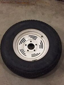 13 inch tire and rim