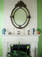 Miroir (style antique)
