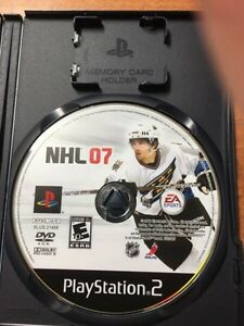 NHL 07 for PlayStation