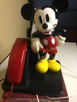 telephone mickey mouse,disney