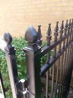 Gate or Railing repairs by Mobile Welder, Portable Welding