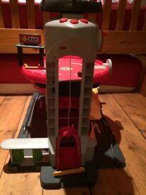 ELC Big City Toy Garage - RRP £55