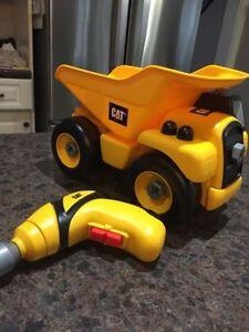 "CAT preschool toys (11"")"