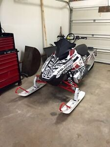 2012 Polaris Switchback Assault 800