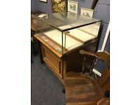 Antique Shop Display Cabinet - Can deliver