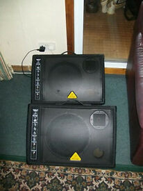 Offers! PA and Stage equipment Mackie/Behringer/Torque/Mics/cables/etc