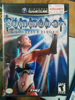 Summoner: A Goddess Reborn (Game Cube) (Used)