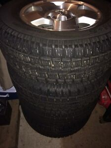 "Toyota Tundra Snow Tires and 18"" Alloys Peterborough Peterborough Area image 2"